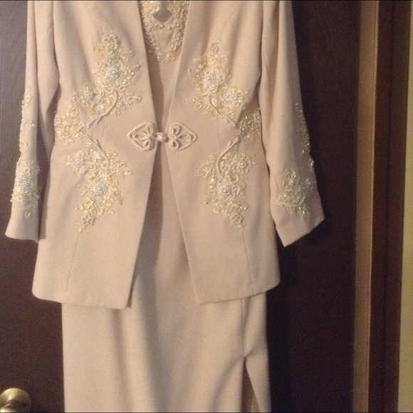 Alfred Angelo Dresses & Skirts - Mother of Bride or 2nd Wedding Gown